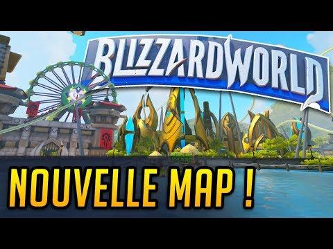 UN PARC D'ATTRACTION OVERWATCH ! | Blizzard World