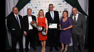 Harding Construction - Business Excellence Award Winner 2018