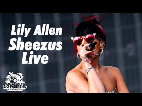 Lily Allen - Live at Radio 1's Big Weekend 2014 (HD)