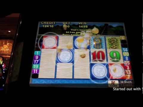 Sun and Moon Slot Machine Bonus MAX BET!!! MEGA WIN!!!!