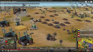 Empire Earth Live  - MAY 26