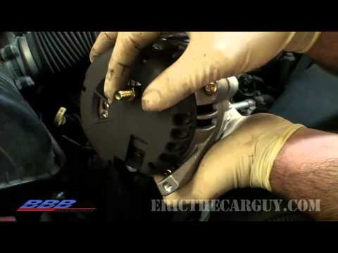 How to Remove & Replace an Alternator