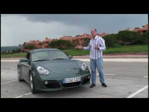 Porsche Cayman 2008 | First Drive | Performance | Drive.com.au