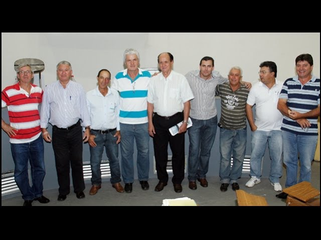 Fausto Amaral é candidato à presidência da COOPA