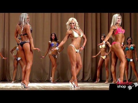 Фитоняшки бикини видео! Бодибилдинг и фитнес мотивация
