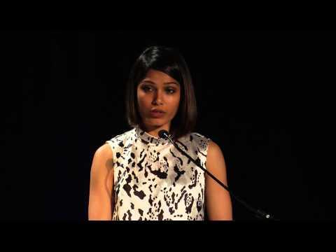 Freida Pinto: The woman I'm here for: Nirbhaya