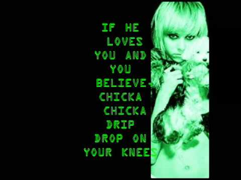 The Pretty Reckless - He Loves You With Lyrics video
