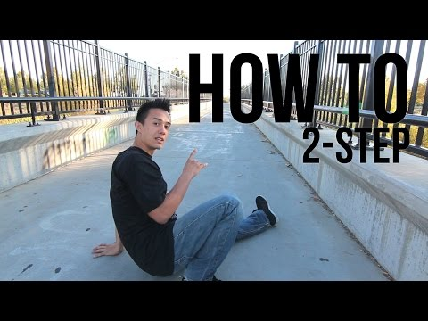 How to Breakdance | 2 Step | Footwork 101 thumbnail