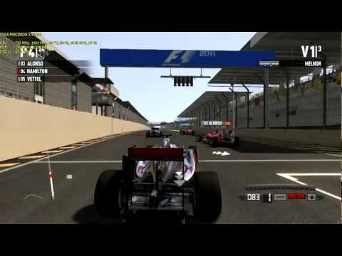 F1 2011 Gtx 570 + I5 2500k