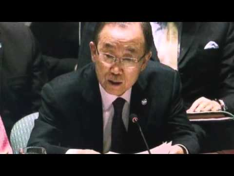 "BREAKING: Syrian War ""UN Security Council Votes PEACE PLAN"""