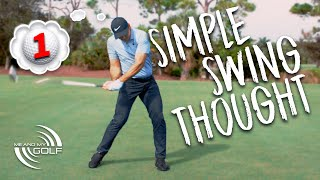 ONE SIMPLE SWING THOUGHT FOR A GREAT DOWN SWING | JASON DAY ANALYSIS | ME AND MY GOLF