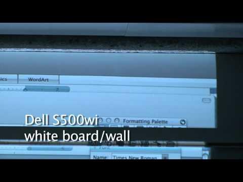 Dell s500wi