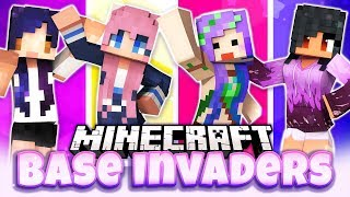 Who Made The IMPOSSIBLE Base?! | Minecraft Base Invaders