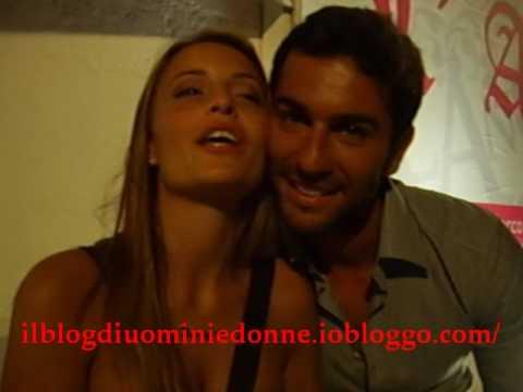 Video saluti per il blog di uomini e donne da Ramona Amodeo ee Mario De felice.wmv