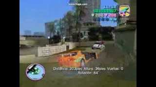 Grand Theft Auto Vice City mas rapidos y mas furioso