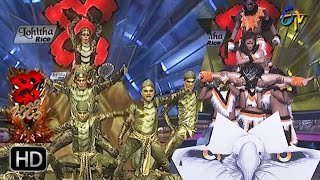 Dhee Jodi |22nd March 2017| Full Episode | ETV Telugu