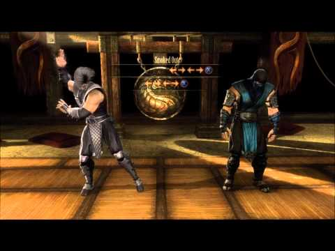 Starting Fatalities In Mortal Kombat (2011) [1080p Hd] (ps3 xbox 360) video