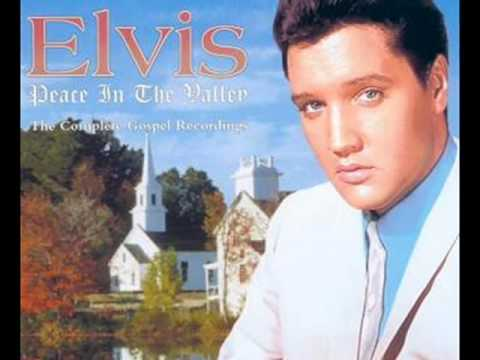 Peace In The Valley - Elvis Presley video