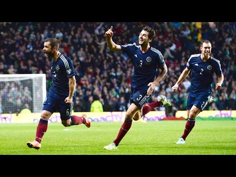 Scotland 1 Ireland 0: Celtic Park, November 2014