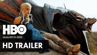 GAME OF THRONES Staffel 4 - Trailer Deutsch HD German
