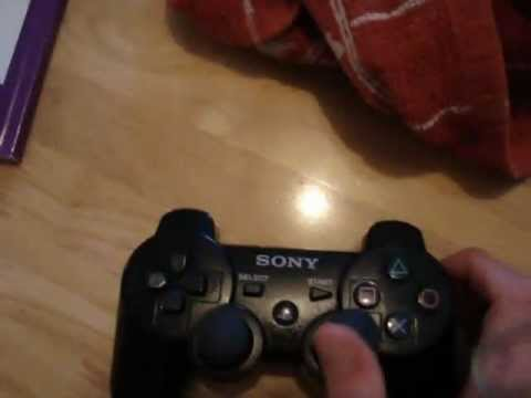 How to fix sticky.squeaky ps3/xbox 360 analog sticks! without opening!