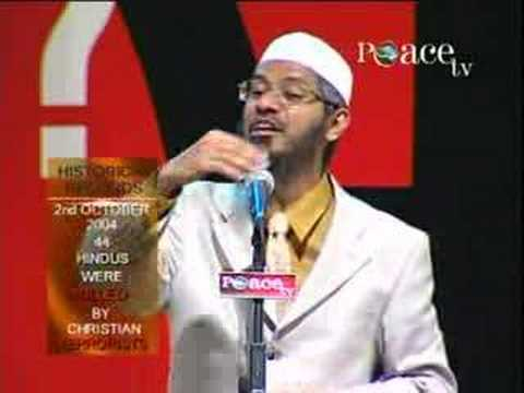 Is Terrorism A Muslim Monopoly? - by Dr. Zakir Naik (6/17)
