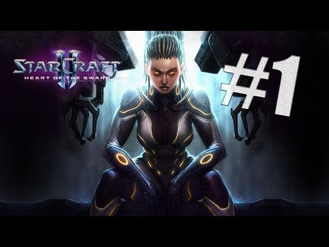  Starcraft II: Heart of the Swarm #1
