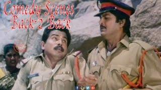 Mohan Babu - Babu Mohan Superb Comedy Scenes - Sillymonks Tollywood