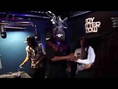 Sticky ft General Levy - Pull Up Live on Radio 1Xtra