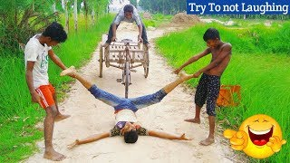 TRY TO NOT LAUGH CHALLENGE || Funny Videos, Ep-75 || Compilation For My Family ||