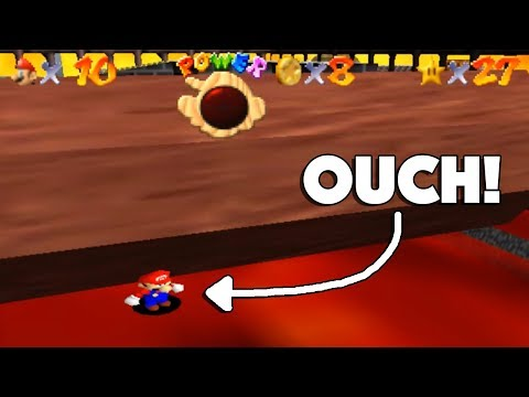 9 BRUTAL Ways To GAME OVER In Super Mario 64