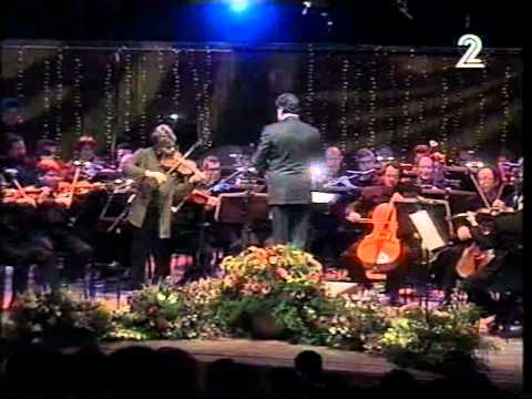 Johnny Gandelsman plays Vieuxtemps Concerto no 5 1998