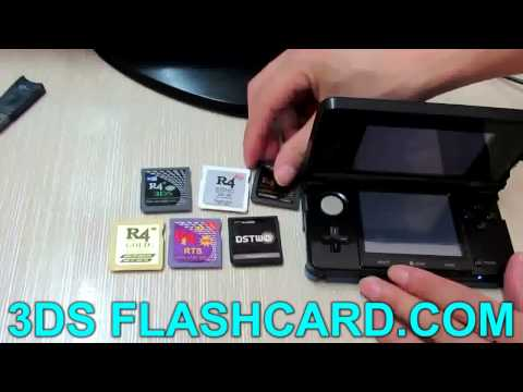 3DS 6.3.0-12 review-R4i Gold 3DS test on 3DS 6.3.0-12