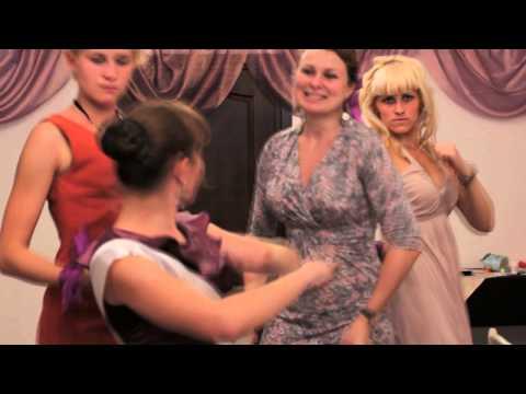 Танцы,танцы,танцы...или как надо зажигать на свадьбе