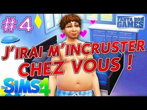 Sims 4 - J'irai M'incruster Chez Vous - Ep.4 : Epic Sex Guy video