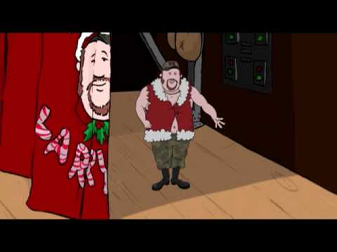Larry The Cable Guy - Farting Jingle Bells (video) video