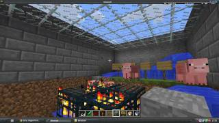 How to make pig factory on Minecraft