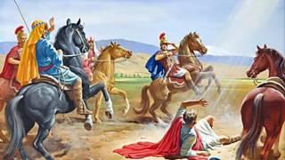 المسيح يظهر لشاول الطرسوسي