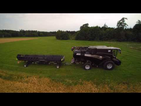 The best of 2016 | The Black Agrotechnics | PF 2017 | New Holland | Fendt | Tatra | Black | 4K