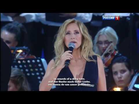 Dmitri Hvorostovsky- Lara Fabian Toi et moi 2016 English/Deutsch/Português lyrics