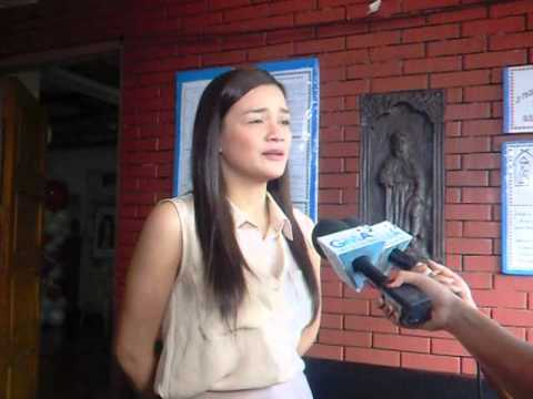Yasmien Kurdi Birthday Interview video