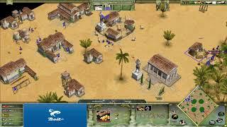 Mor vs Shelty - Age of Mythology: The Titans (Game 1)