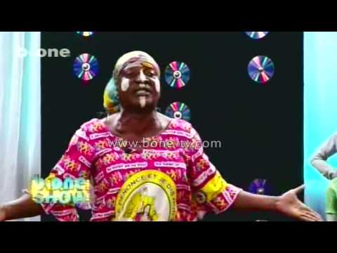 Comédie B-one Show, Queen Mader Azo Beta Lisolo Ya Mobutu video