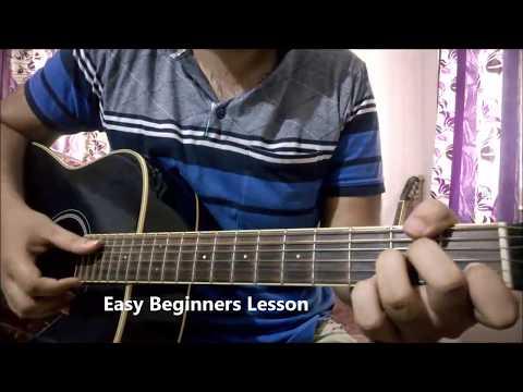 Hamari Adhuri Kahaani - Easy Beginner's Guitar Lesson   Arijit Singh   Jeet Ganguly