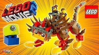 La Grande Aventure Lego 2 Unikitty se transforme Ultrakatty Emmet N'EN REVIENT PAS 70827 jouet Movie