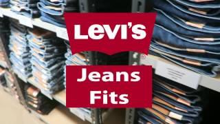 Levi's Fits Explained - 501, 504, 522, 527, 511 - www.buy-jeans.net