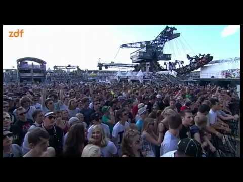 Kraftklub - Fotos von mir - Live - Splash! 2011