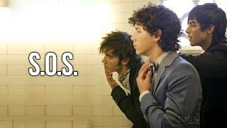 Jonas Brothers - S.O.S. (Lyrics) HD