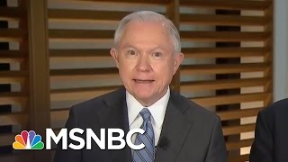 Jeff Sessions Insists He 'Wasn't Diminishing' Federal Judge Or Hawaii   MSNBC