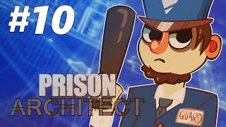 WALLED OFF | Prison Architect | Alpha 31 | Part 10